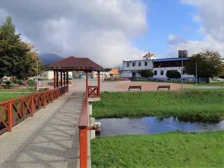 Turany - centrum