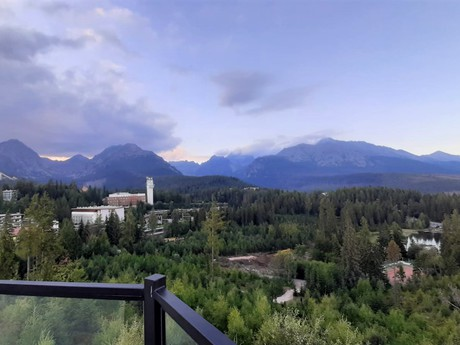 Móryho vyhliadka, Vysoké Tatry - pohľady z rozhľadne