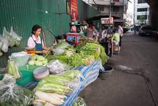 Bangkok - Čínská čtvrť