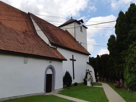 Turany - kostol svätého Gála