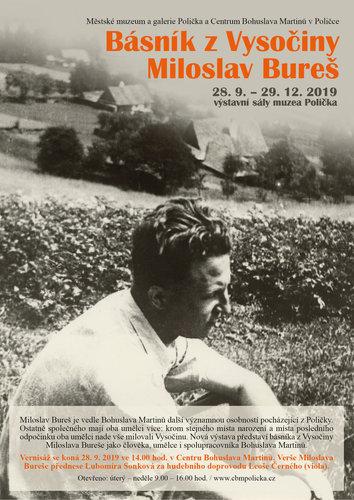 Básník z Vysočiny Miloslav Bureš