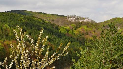hrad Dobrá Voda