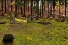 Dobrá Voda - židovský hřbitov