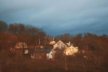 obytná část Suomenlinny