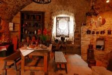 Spišský hrad – kuchyně