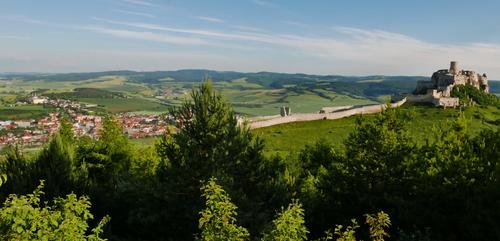 Spišský hrad a Spišské Podhradí
