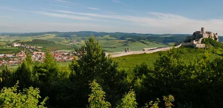 Spišský hrad a Spišské Podhradie