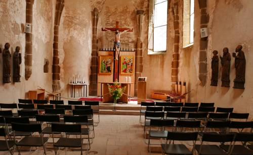Spišský hrad - kaple