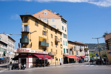 Azurové pobřeží - Nice