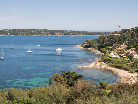 Azurové pobřeží - St. Tropez
