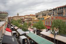 Nice – náměstí Place Charles Félix