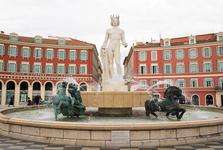 Nice – náměstí Place Masséna