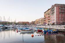 Nice – starý přístav – Port Lympia