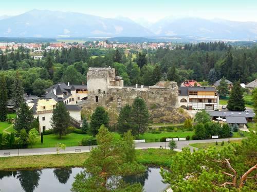 Liptovský Hrádek - hrad
