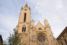 kostel Saint-Jean-de-Malte