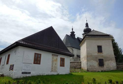 костел Св. Иоанна Крестителя и подземелье под башнями