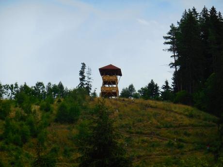 Липтовский Ян – смотровая башня