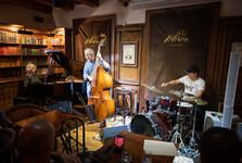jazzový bar Libraria