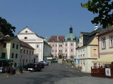 Bečov nad Teplou, castle and chateau