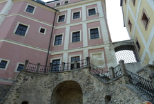 Bečov nad Teplou, chateau and castle
