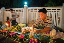 таиландский фестиваль