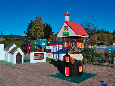 zábavný park Tasmazia