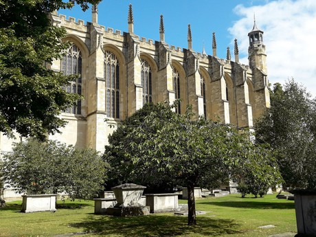 Eton College, kaplnka