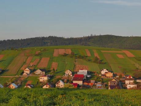 Klin village