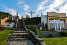 Klin village – Jesus Christ statue