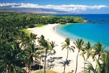 Kohala beach