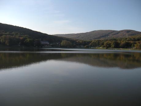 Vinianské lake
