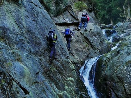 Naučný chodník a ferrata Horskej záchrannej služby