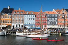 přístav Nyhavn