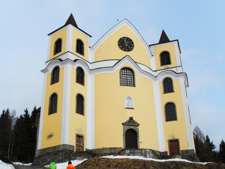 the church is 20 meters tall