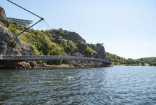 Uddevalla – cesta ke Gustafsberg