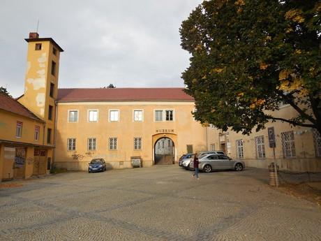 Blansko – museum