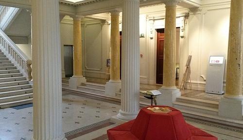 Východoslovenské muzeum - interiér