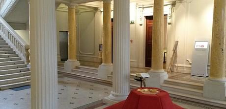 Východoslovenské múzeum - interiér