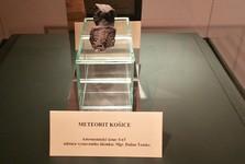 Východoslovenské muzeum - meteorit Košice