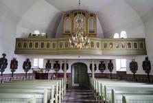 Hönsäters kapell v kraji Kinnekulle
