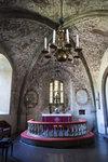 Forshems kyrka z 12. století