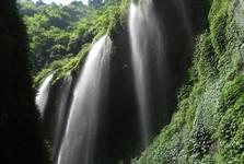 trojice vodopádů