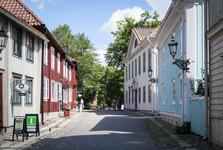 Örebro, the town of Wadköping