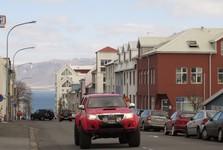 ulice Reykjavíku