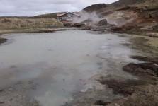 aktivita Islandu je vidět téměř na každém kroku