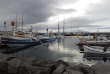 přístav v Husavíku