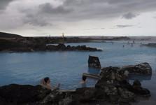 termální prameny Jarðböðin u jezera Mývatn