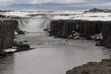 vodopád Selfoss