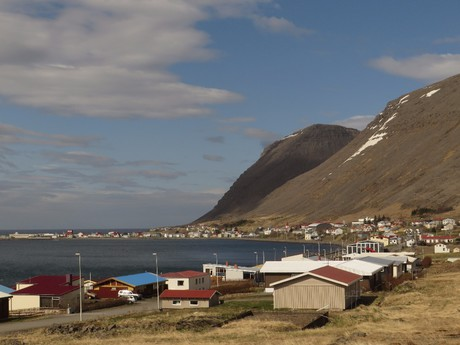 vesnice Patreksfjörður
