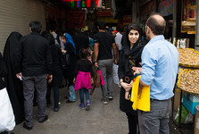 Teherán - bazar